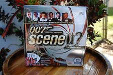 Scene It? - 007 Collector's Edition / Tin Case - James Bond Trivia Casino Royale