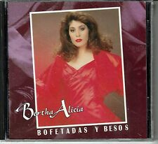 Bertha Alicia Bofetadas y Besos   BRAND  NEW SEALED  CD