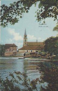 Ansichtskarte Tschechoslowakei  Nymburk  Kirche