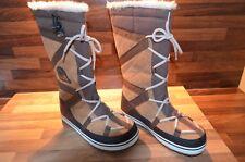 Sorel Damen Glacy Explorer gefüttert, NL1977-257, Schneestiefel, Braun Größe 41