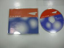 FILTER CD SINGLE GERMANY WELCOME TO THE FOLD 1999 PROMO