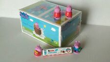 New Peppa Pig, {Box with 6 Choc Surprise Eggs & Toys Inside}