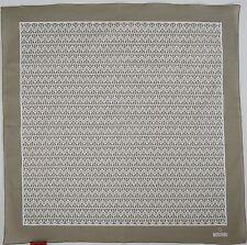 NWT Authentic MOSCHINO Italy 100% Cotton Scarf Handkerchief Bandana