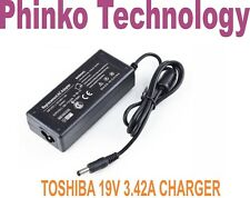 replacement Toshiba Charger Laptop 19V 3.42A 65W PA3714E-1AC3 Pro C660 L650 A11