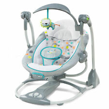 Convertme Swing 2 Seat Ridgedale Baby Infant Toddle Hybridrive convertable tech