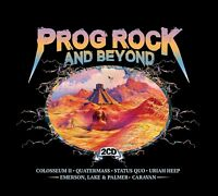 PROG ROCK AND BEYOND (STATUS QUO, THE SPECTRES, COLOSSEUM,...)  2 CD NEU