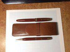 More details for parker duofold fountain pen & pencil : c.1945 :