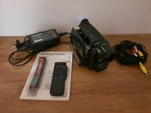 Grundig Hi8 LC 875 HE CamcorderVideokamera baugleich Sony