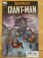⭐️ GIANT-MAN: The War of the Realms #2a (2019 MARVEL Comics) VF/NM