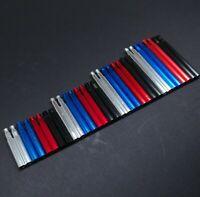 Presta Valve Core Extender 40 50 60 70mm red/blue/black/silver-Tufo/Vittoria 2pc