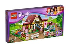 LEGO FRIENDS HEARTLAKE STABLES 3189 NEW SOLD OUT