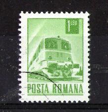 Romania 1971 Locomotiva Elettrica COMMEMORATIVO TIMBRO SG 3842 VFU