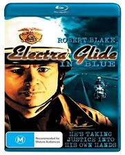 USED (LN) Electra Glide in Blue [Blu-ray] (2016)