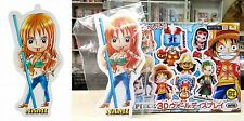 ONE PIECE 3D Wall Display Nami Figure Sentinel Toei Animation Licensed New