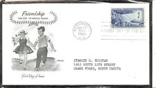 US SC # 1085 Children FDC . Artmaster Cachet
