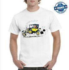 Tee-shirt  Gaston Lagaffe Tranquille Cool  top qualité 190 gr
