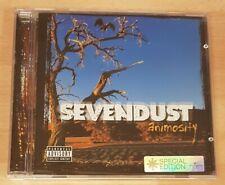 SEVENDUST 'ANIMOSITY' - CD ALBUM