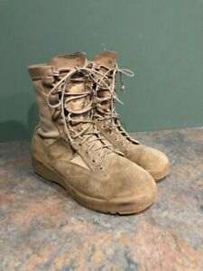 BELLEVILLE 790V MILITARY WATERPROOF GORE-TEX COMBAT BOOTS SIZE 7W