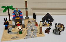 Lego 5978 Sphynx Secret Surprise - Adventurer's Series from 1998 - 100% Complete