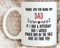 Dad Gifts Dad Mug Father's Day Gift From Daughter Son Dad Birthday Gift Funny