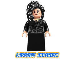 LEGO Bellatrix Lestrange - Harry Potter half-blood minifigure hp218 FREE POST
