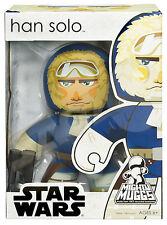 Han Solo Hoth Star Wars Mighty Muggs Vinyl Exclusive Figure Hasbro New in Box