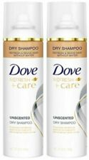 (Pack of 2) Dove Refresh + Care Unscented Dry Shampoo - 5.0 oz