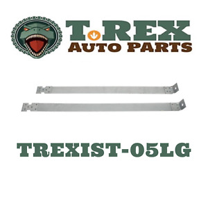 1980-1997 Ford F-Series Fuel Straps for 16 gal. Side Mount Fuel Tank