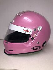 BELL HELMETS GP2 Youth Helmet Pink XS 59 SFI24.1 With Hans Post Anchors