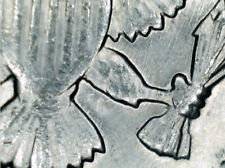 1966 Us Kennedy Half Dollar 50 Cent Coin Fg-Die-Mint Errors Nice!