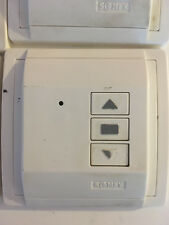 somfy RTS telecommande murale ancienne