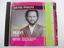 DAVID PHELPS - DOUBLE PLAY - RARE 2CDs