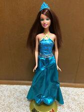 Barbie Princess Charm School Hadley Brunette Doll Teresa Dressed Rare