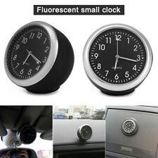 Luminous Car Quartz Clock Fashion Car Dashboard Mini Clock Table Onboard Clocks