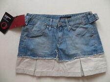 Levi's Mini Rock Jeansrock ENGINEERED Skirt ! Gr. S, W 28, NEU ! Vintage Denim !