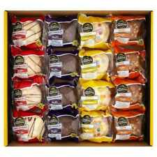 LUXURY Food Connections Topped Mixed Case 16 Muffins 153674