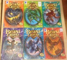 Beast Quest: Series 1: Books 1-6: children's books