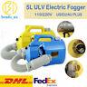 Yellow Electric ULV Fogger Ultra Low Capacity cold Fogging Machine 5L 110V/220V