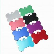 Best Personalized Customised Pet ID Tags Dog Cat Animal Name Charm Metal Alloy