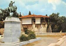 Greece Cavala The house of Mohamet Ali La Maison Statue