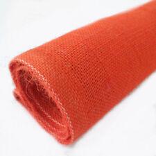 craft hessian 1mtr wide selct roll length /& colour. 12oz coloured hessian