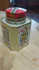 Royal Flush Playing Card Tin