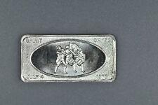 1973 Spirit of 76 .999 Fine 1 oz Silver Art Bar Patrick Mint San Francisco