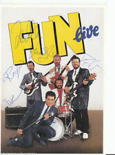 Fun Live top ak ORIG. firmado +21419