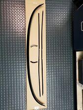 JDM Nissan Skyline R32 STR GTS-4 Rear Window Molding Set 79750-04U10
