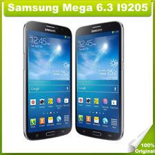 Original Samsung Galaxy Mega 6.3 i9205- 4G LTE Factory Unlocked Smartphone Black