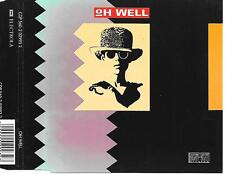 OH WELL - oh well CD SINGLE 3TR Euro House 1988 West germany