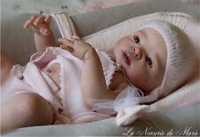 """Nice 23"""" Boy Lifelike Reborn Baby  Silicone Kit Model Simulation Doll 02 US"""