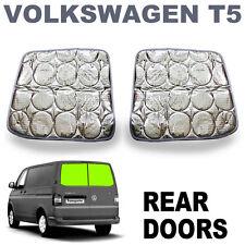 Pantallas de puerta de granero-VW T5