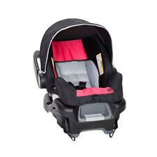 Baby Trend Ally 35 Rear Facing Newborn Infant Baby Travel Car Seat, Optic Pink